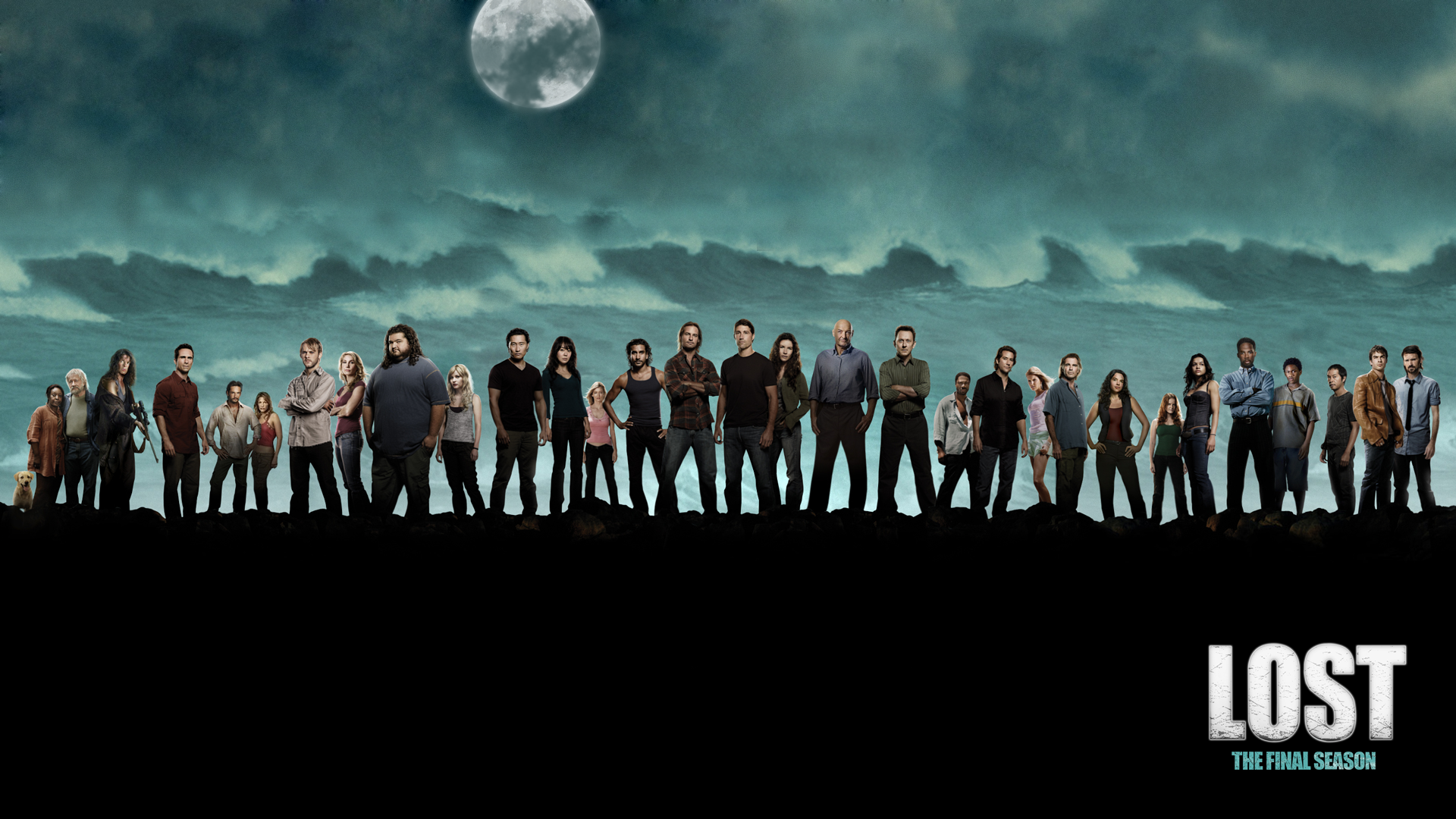 Lost Hd Wallpaper #32310 Hd Wallpapers Background ...