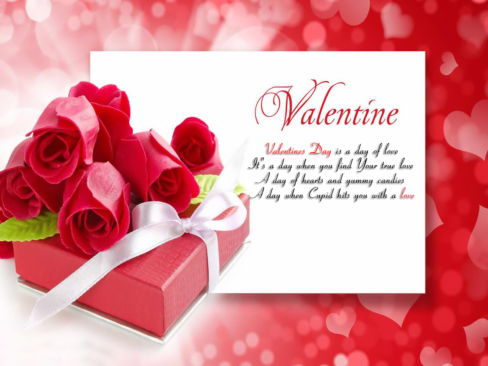 Love Images For Valentines Day Wallpaper