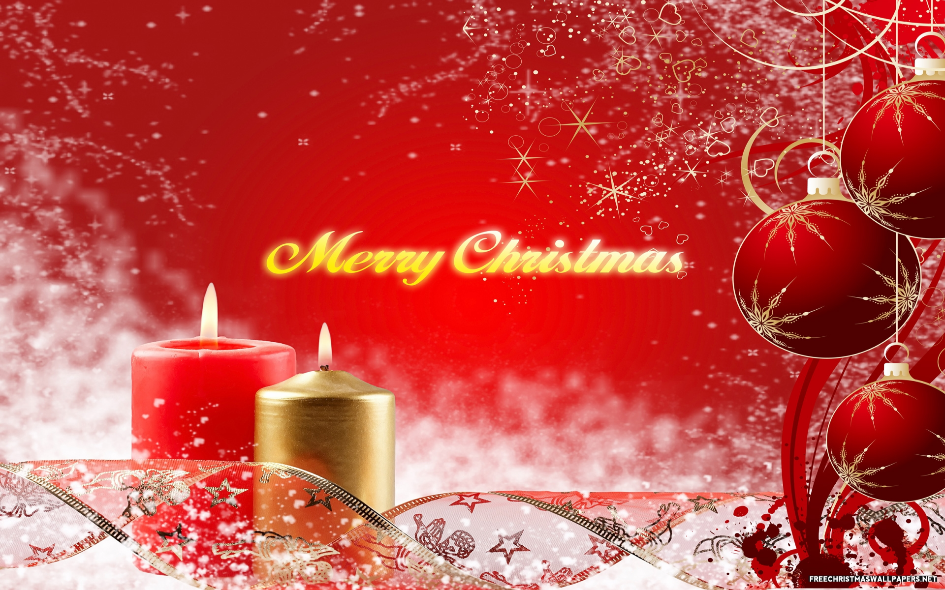 Merry Christmas Desktop Backgrounds Wallpaper