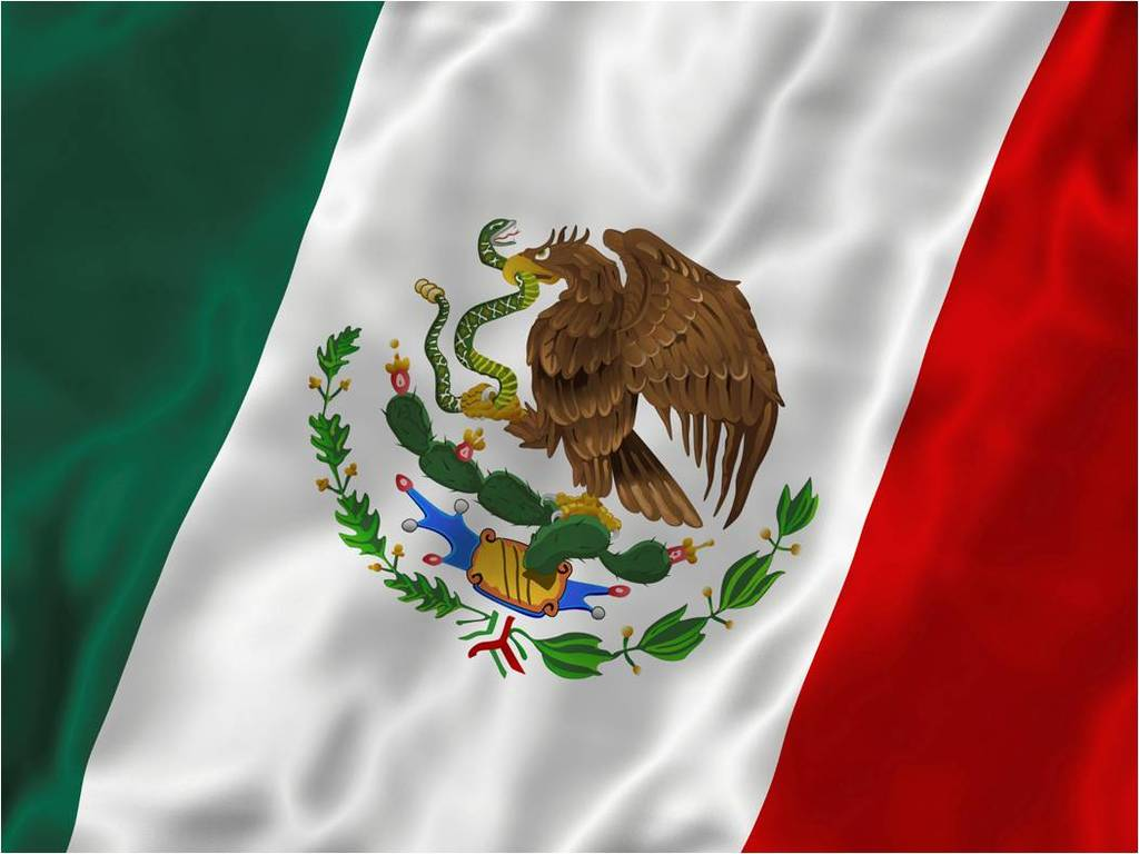 Mexico Flag Wallpaper Wallpaper