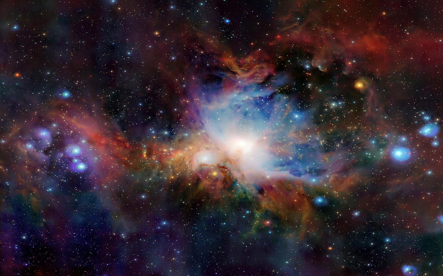 hd orion nebula - photo #23