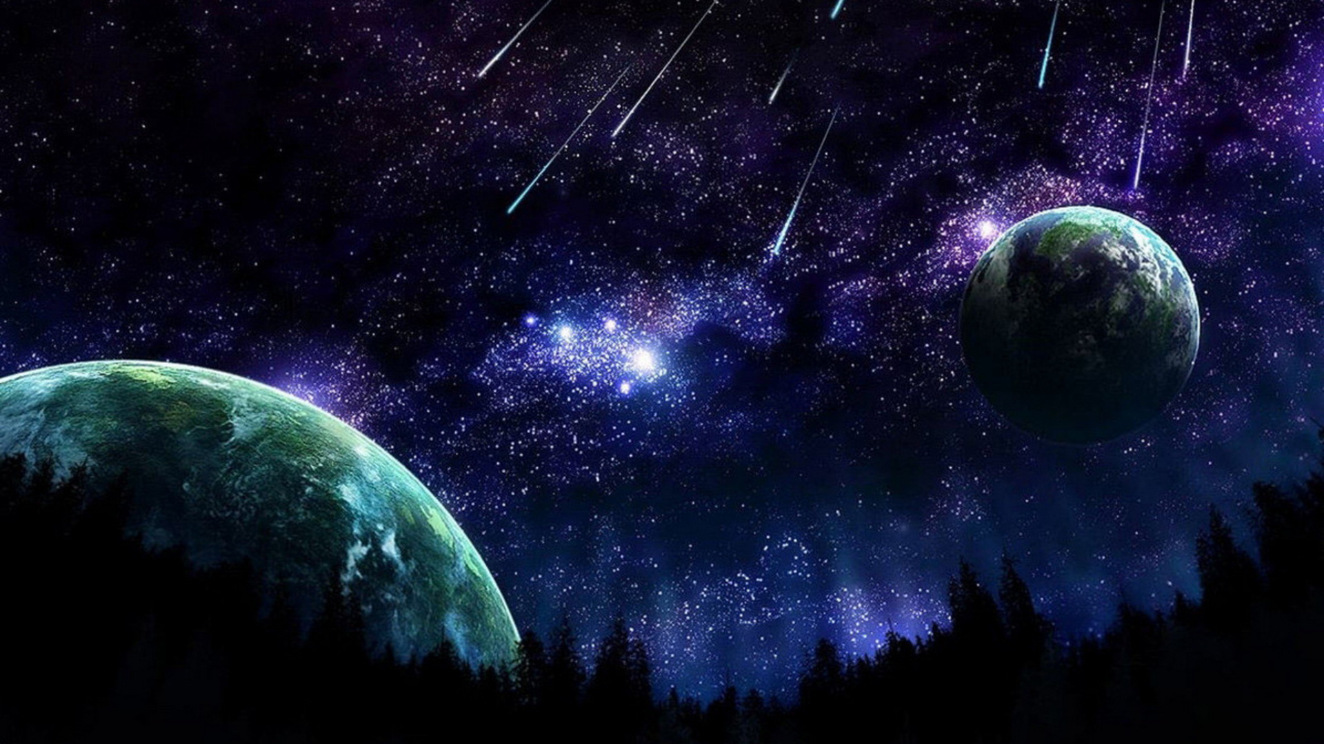 Outer Space Wallpapers Wallpaper