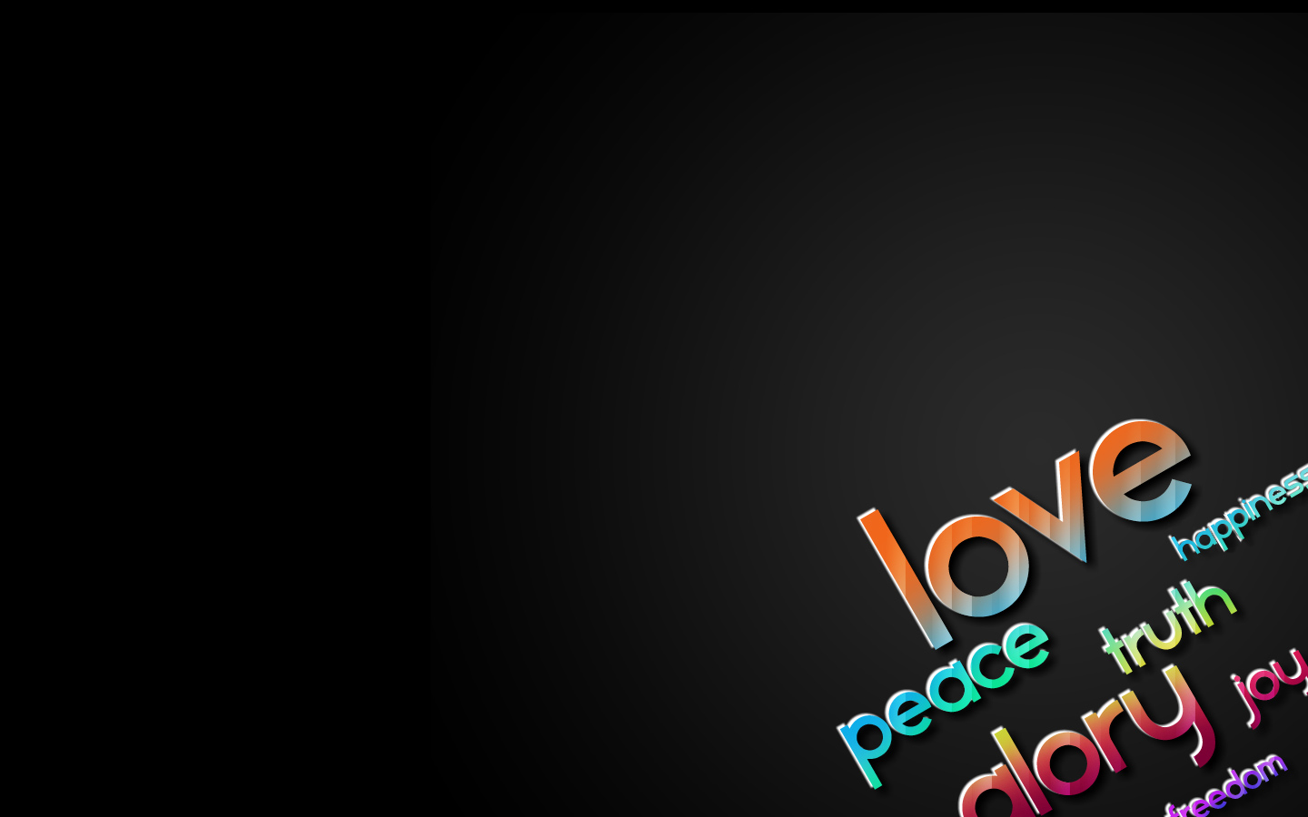 peace love happiness wallpaper 40404 hd wallpapers