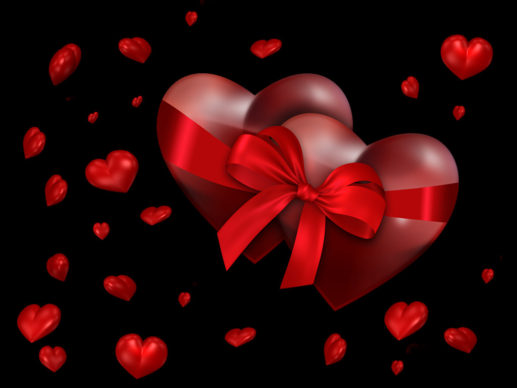 Pictures Of Hearts For Valentines Day Wallpaper