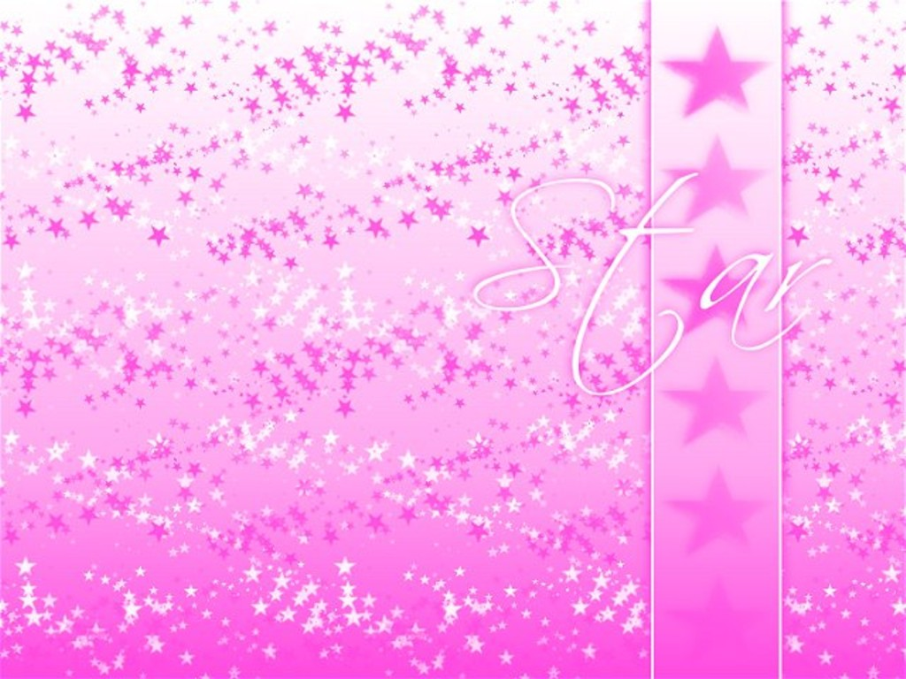 light pink star wallpaper - photo #14