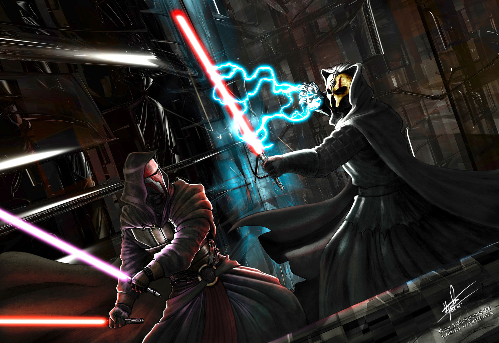 Revan Wallpaper Wallpaper