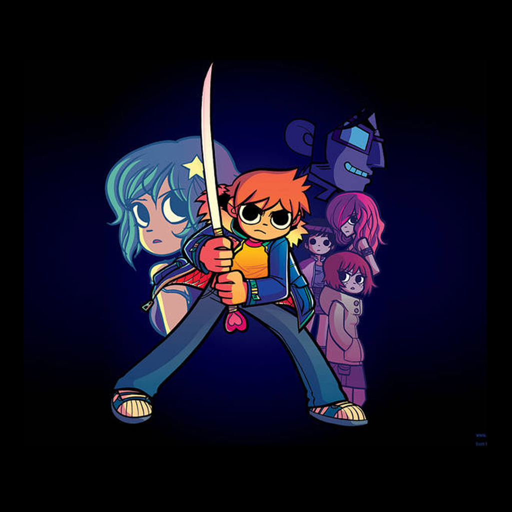 Scott Pilgrim Wallpaper Wallpaper