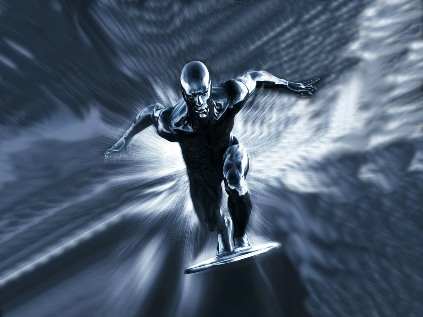 Silver Surfer Wallpaper Wallpaper