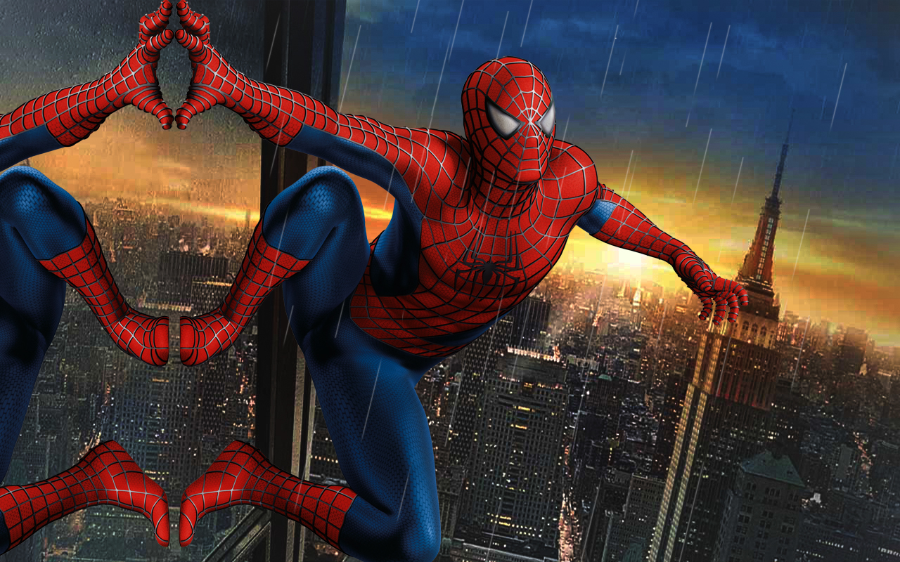 Spiderman Wallpaper For Desktop Wallpaper