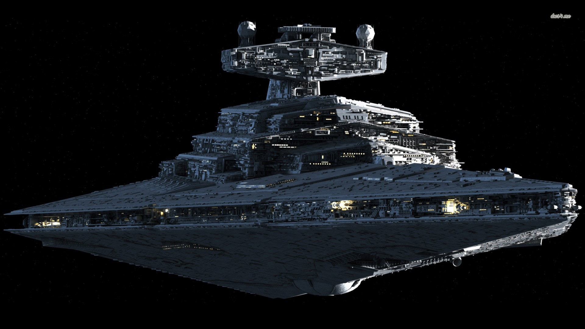 Star Destroyer Wallpaper Wallpaper