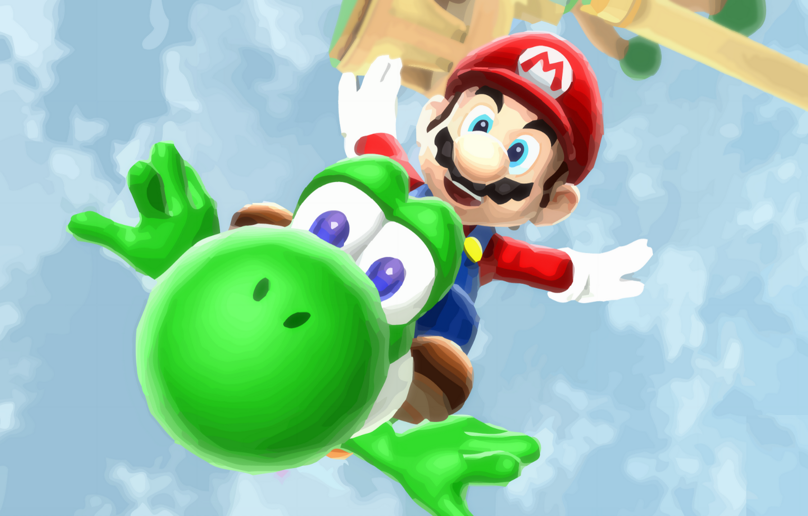 Super Mario Hd Wallpaper Wallpaper