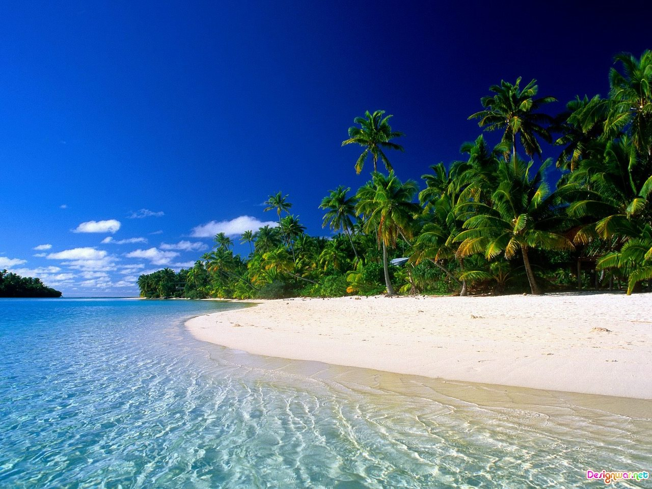 Tropical Beaches Wallpaper Wallpaper