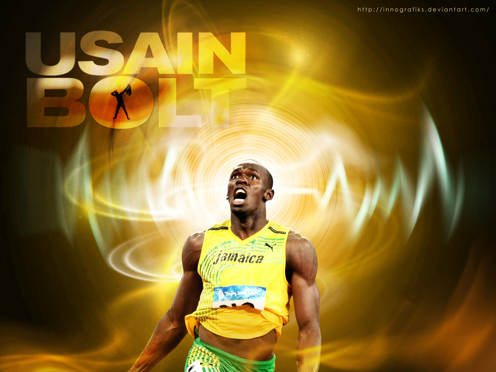 Usain Bolt Wallpaper Wallpaper