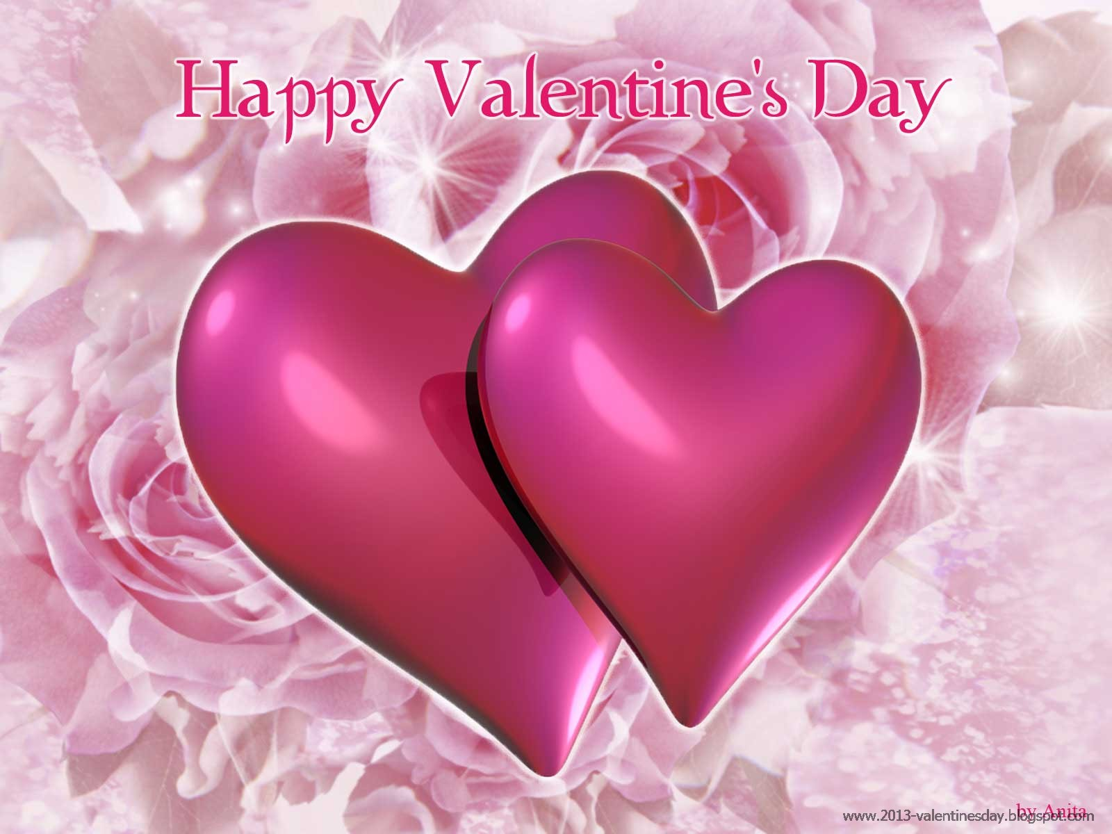 Valentine Day Hearts Pictures Wallpaper