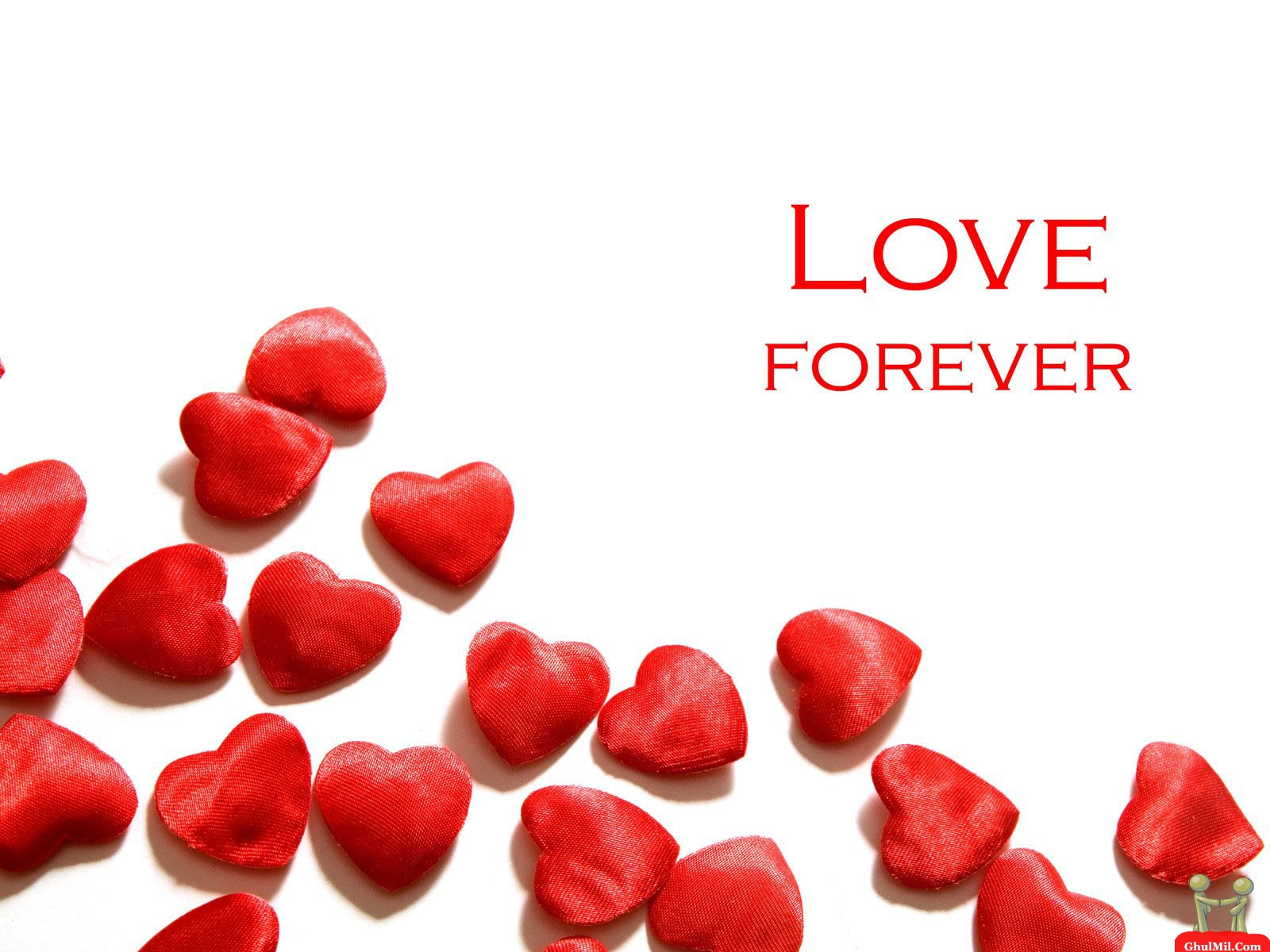 Valentine Love Hearts Pictures Wallpaper
