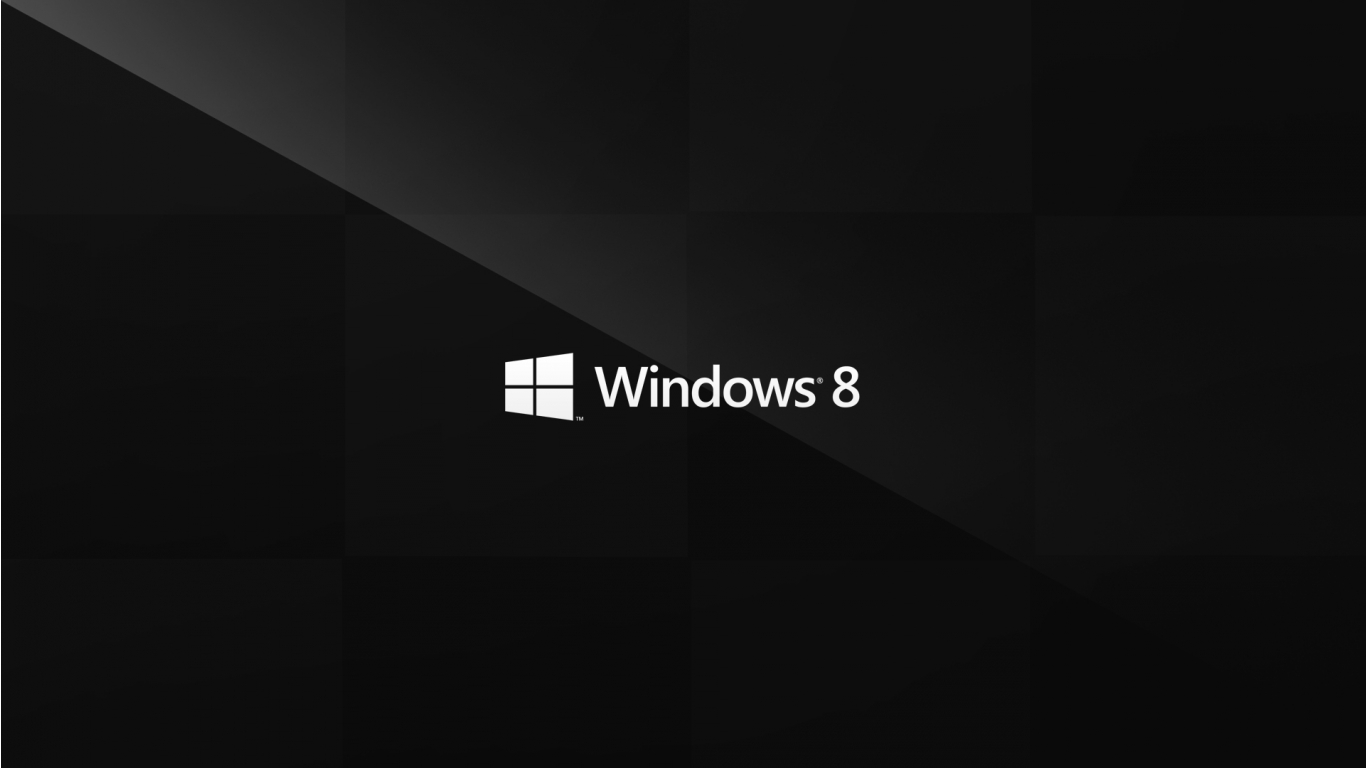 Windows 8 Black Wallpaper Wallpaper