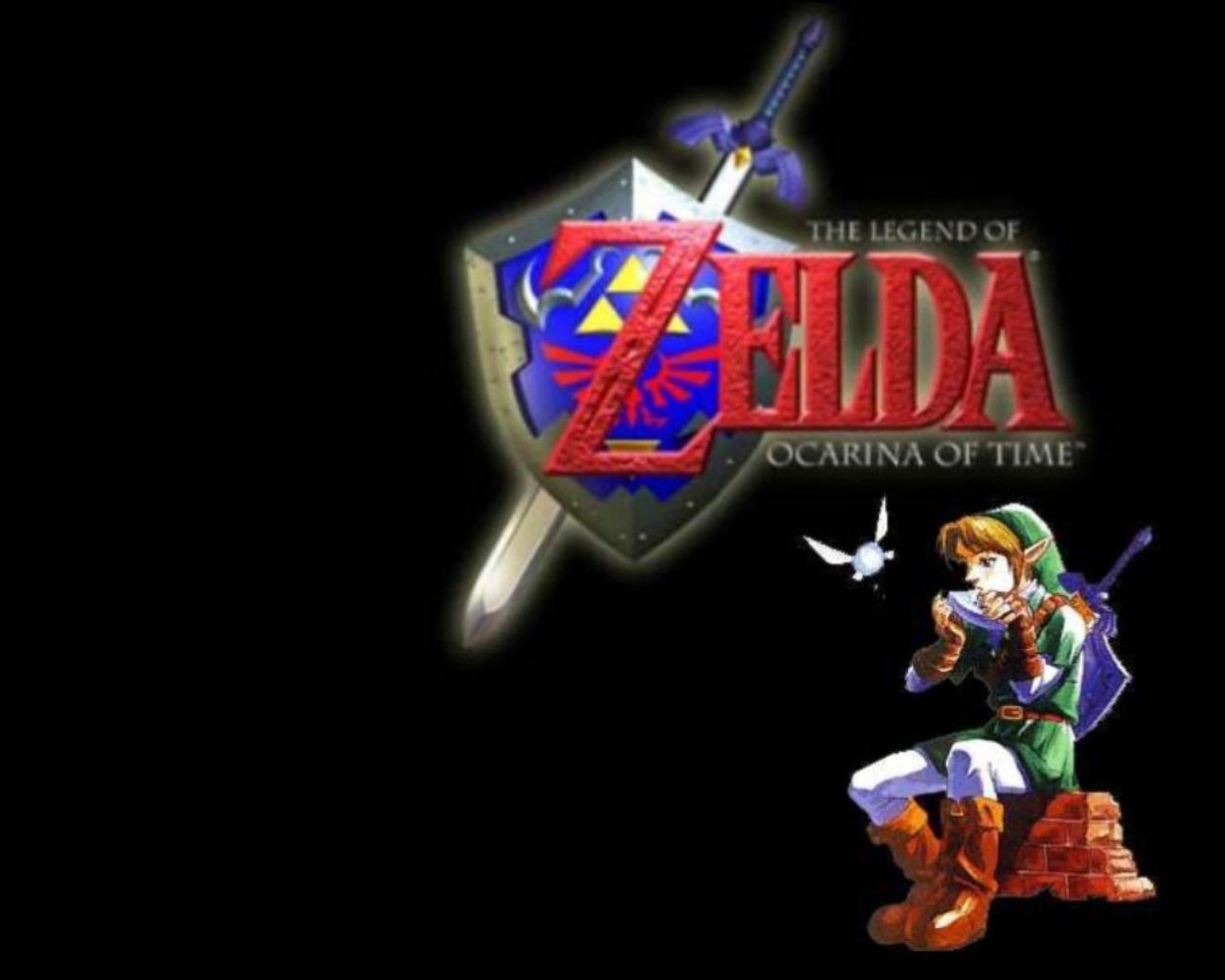 Zelda Ocarina Of Time Wallpaper Wallpaper