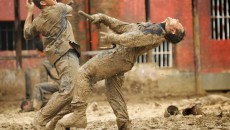 The Raid 2-Berandal fight at mud