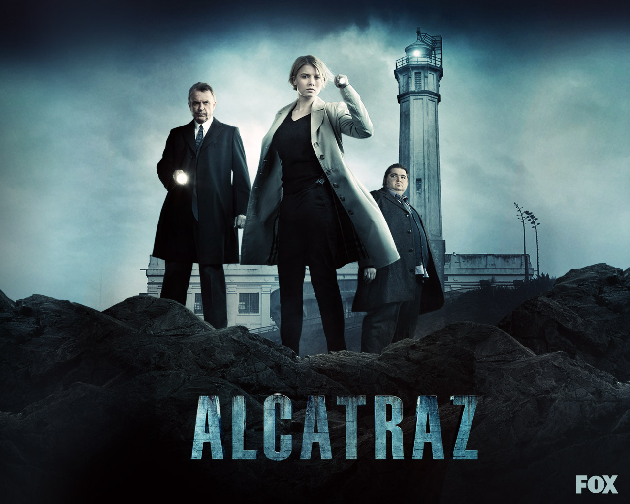 Alcatraz HD Wallpaper Sarah Jones Wallpaper