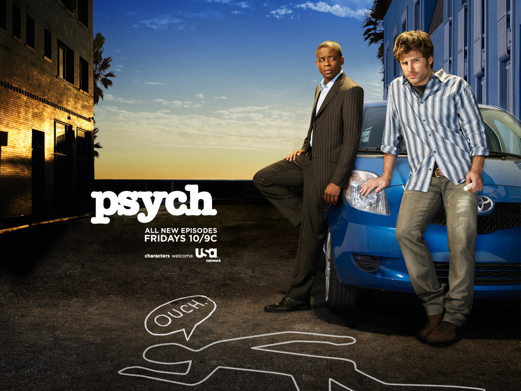 Psych Wallpaper – HD Wallpapers Wallpaper