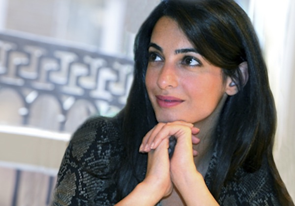 Amal Alamuddin Wallpaper