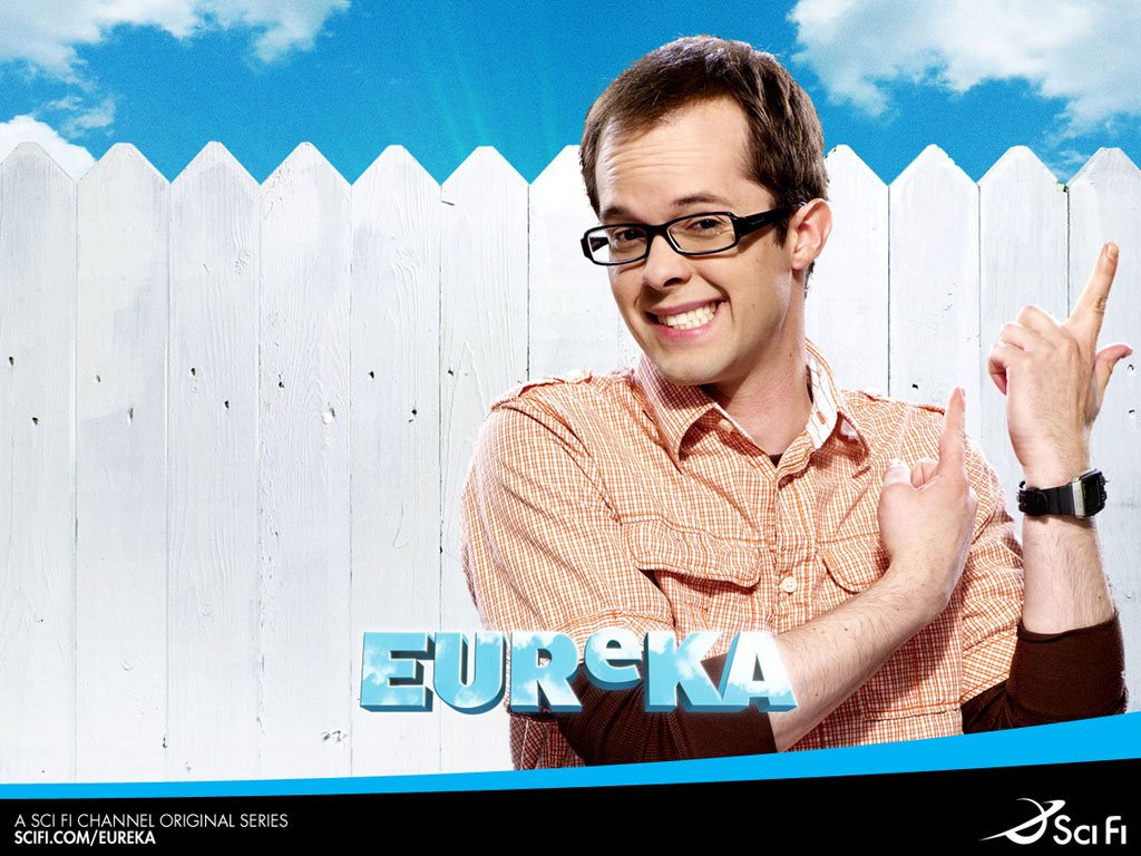 Eureka wallpaper hd wallpaper Wallpaper