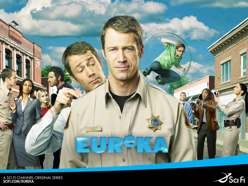 Eureka Wallpaper 1024×768 Wallpaper