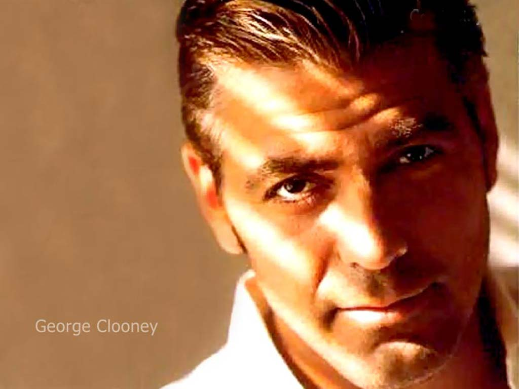 George Clooney Wallpaper HD Wallpaper