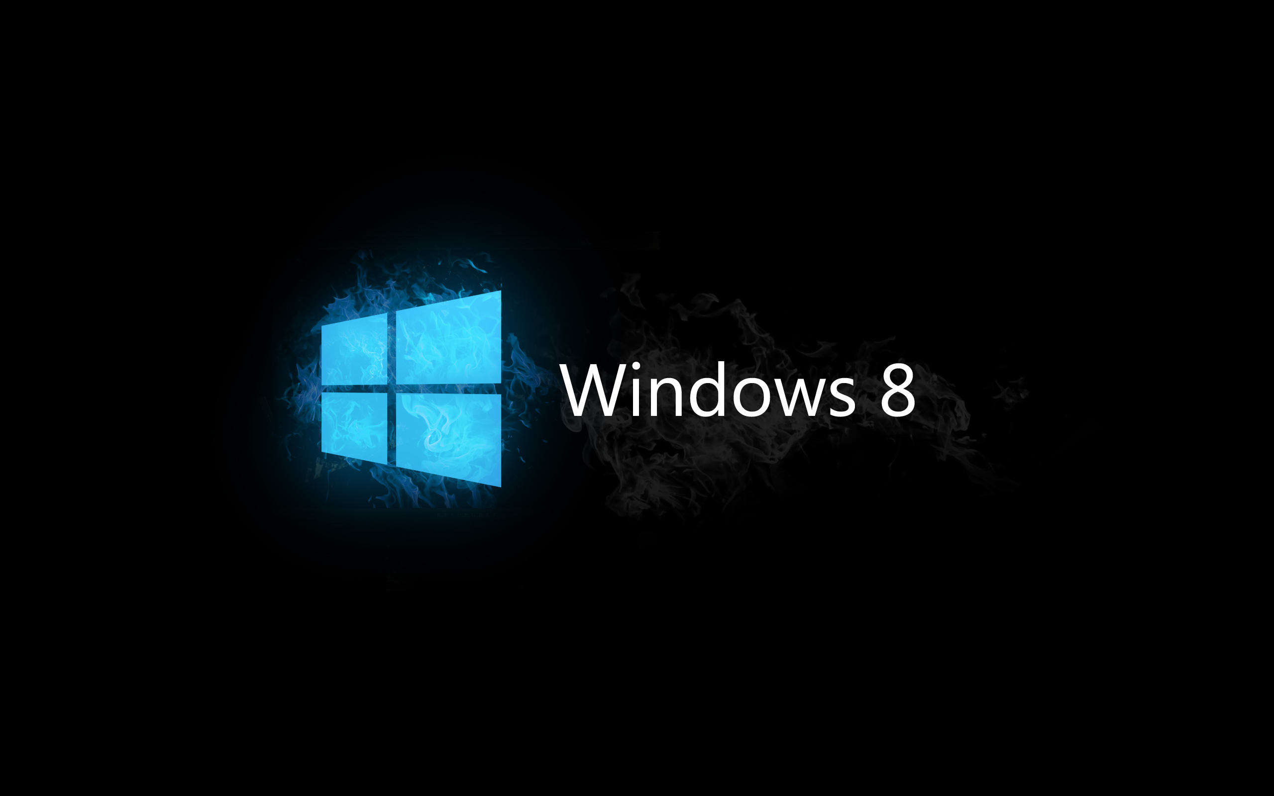 Windows 8 HD Wallpaper Dark