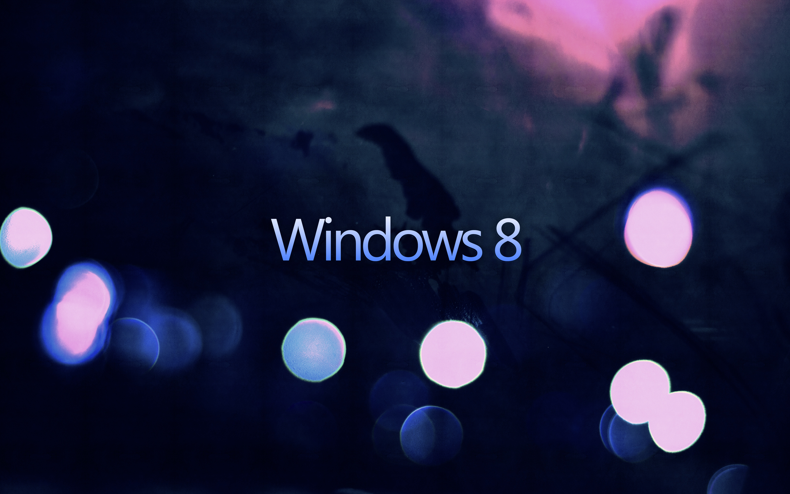 Windows 8 HD Wallpaper Purple