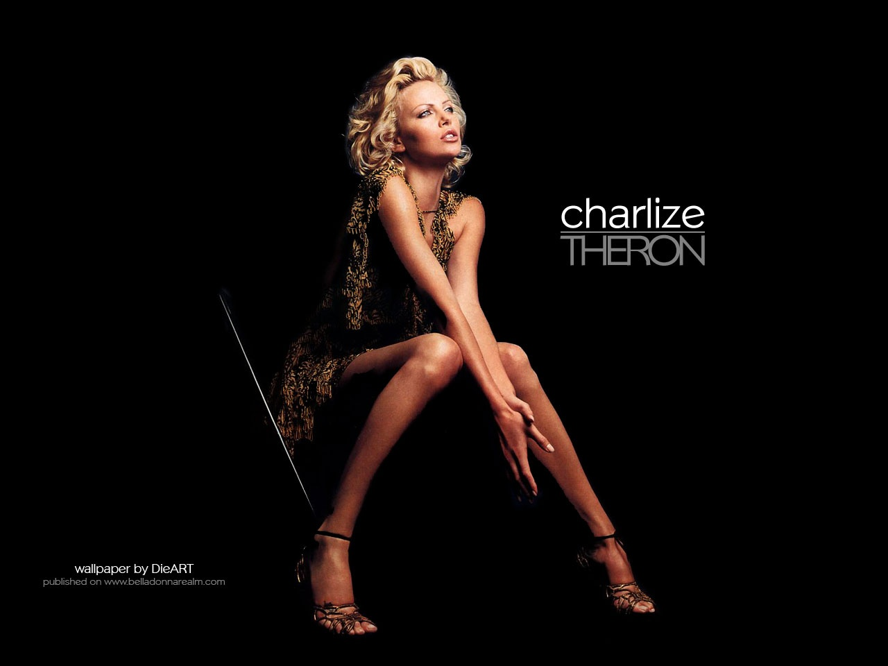 Charlize Theron Wallpapers Wallpaper