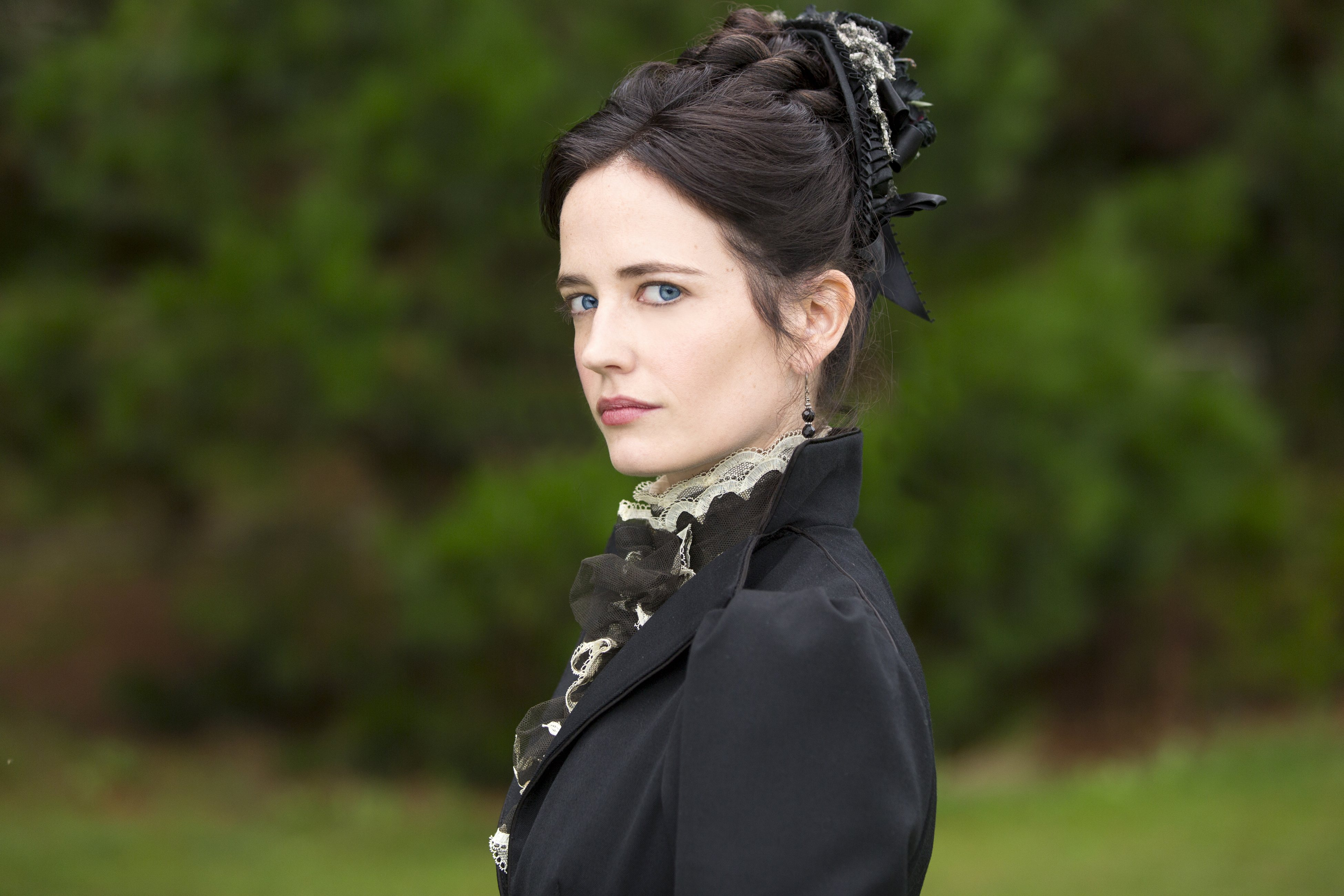 Penny Dreadful Eva Green Wallpaper
