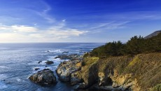 California Coast Wallpaper