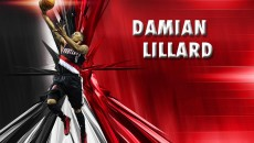 Damian Lillard Wallpaper HD Dunk
