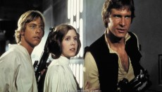 Luke, Leia, Han Wallpaper