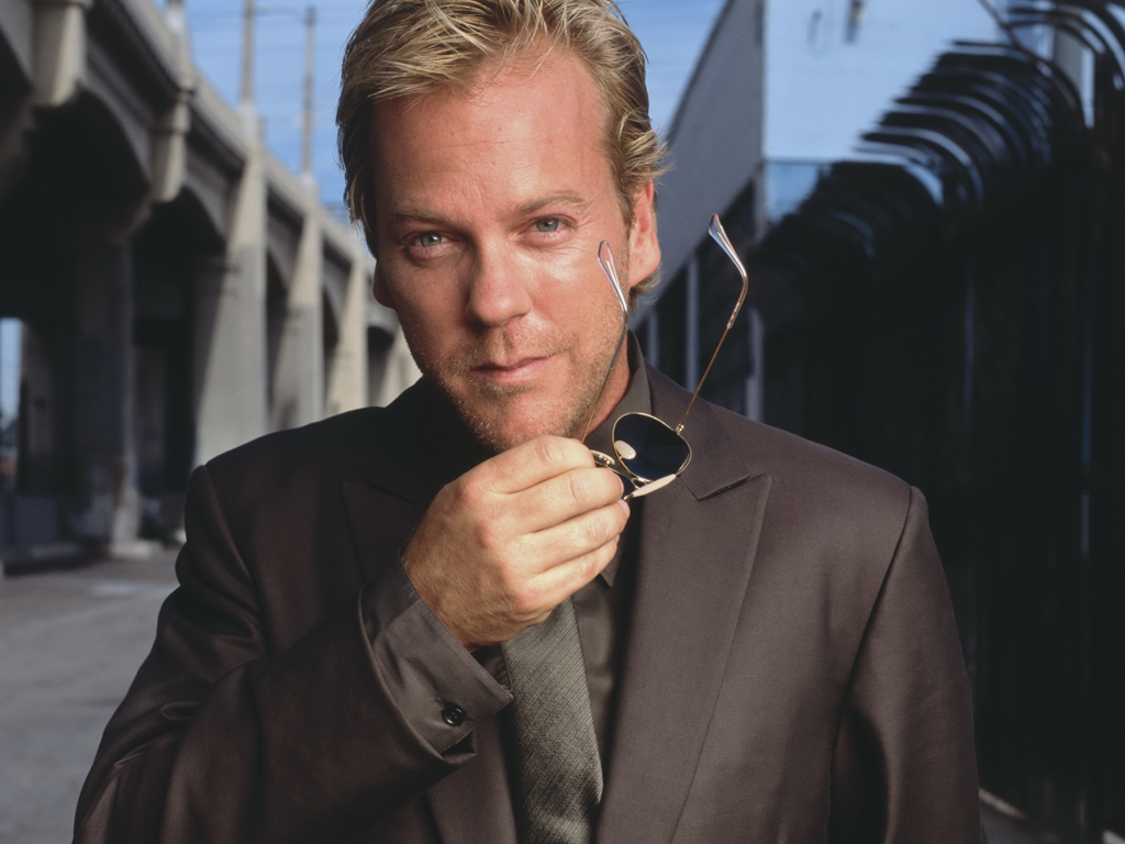 Kiefer Sutherland – 24 Wallpaper
