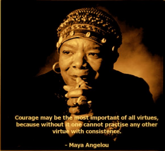 Maya Angelou Famous Quote From Image Search Results Wallpaper with Wallpaper