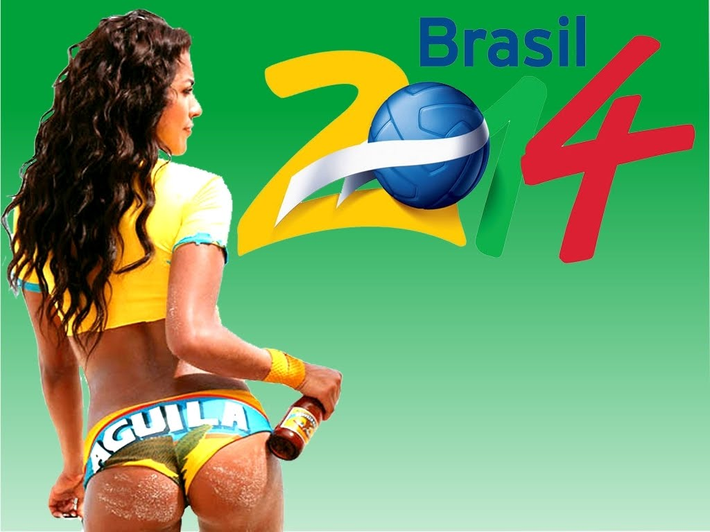 FIFA World Cup 2014 Brazil wallpaper Wallpaper