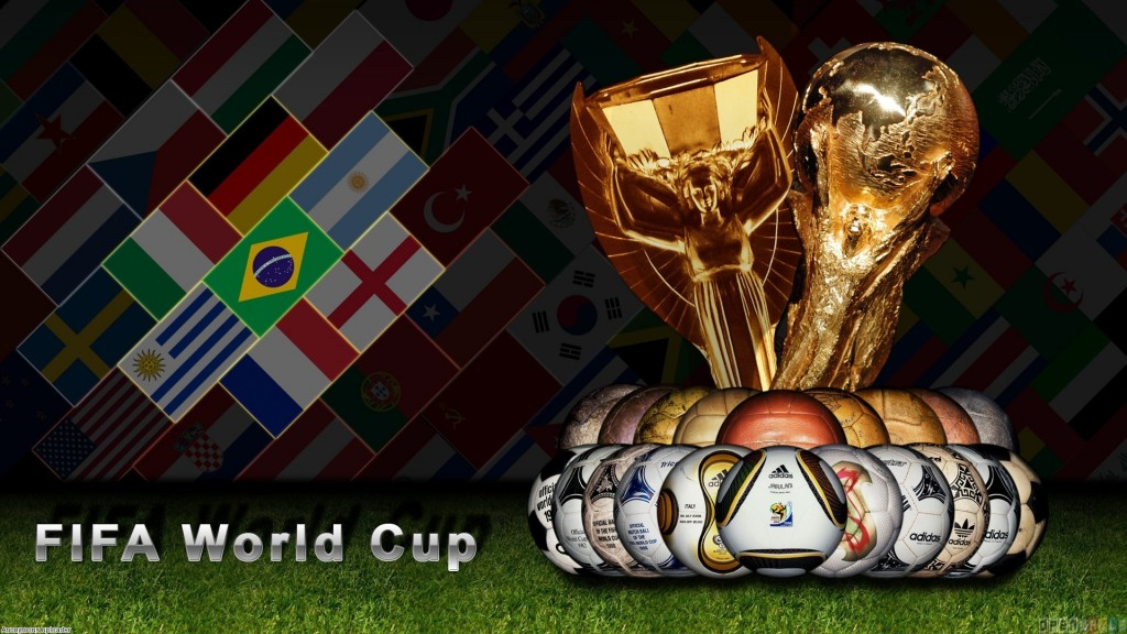 Fifa World Cup 2014 Brazil Background - HD Wallpapers
