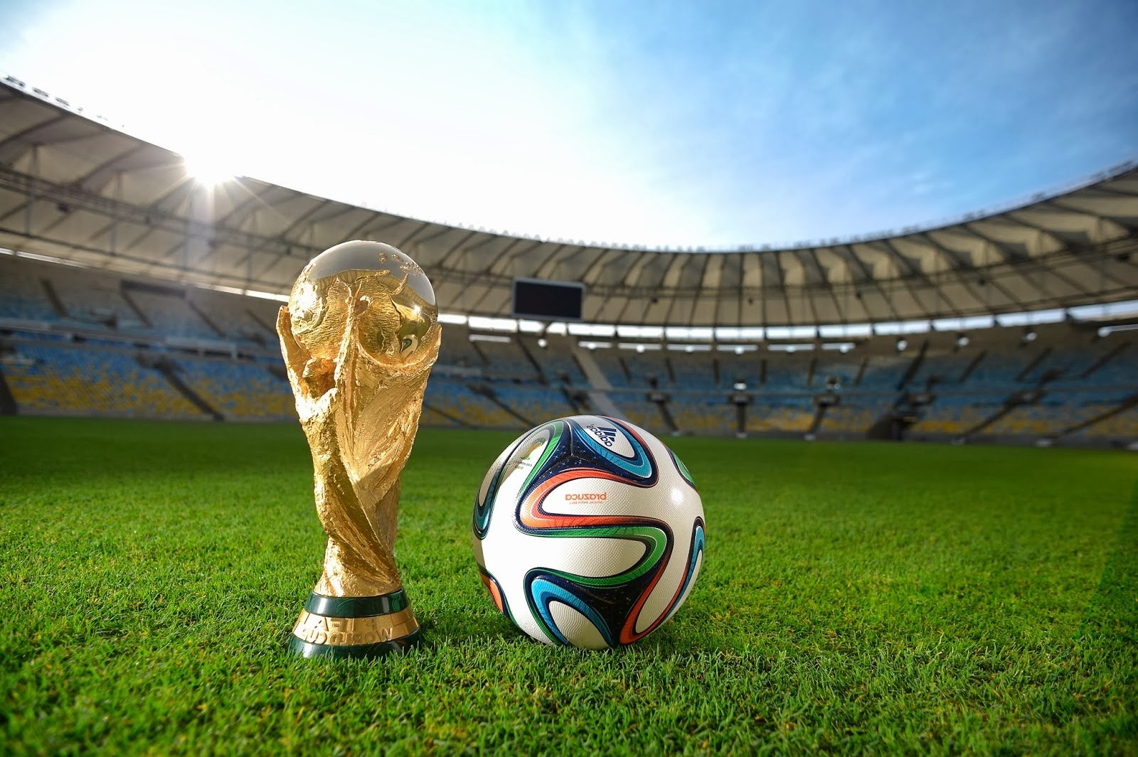 Fifa World Cup Brazil 2014 Wallpaper