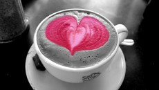 Love Coffee Wallpaper