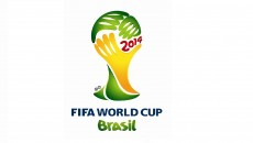 World Cup Brazil 2014 Logo Wallpaper Background
