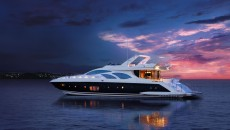 Download Personal Boats wallpaper, \'azimut yacht wallpaper\