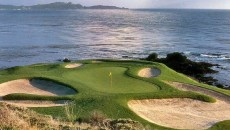 Pebble Beach Golf Course Desktop Wallpaper