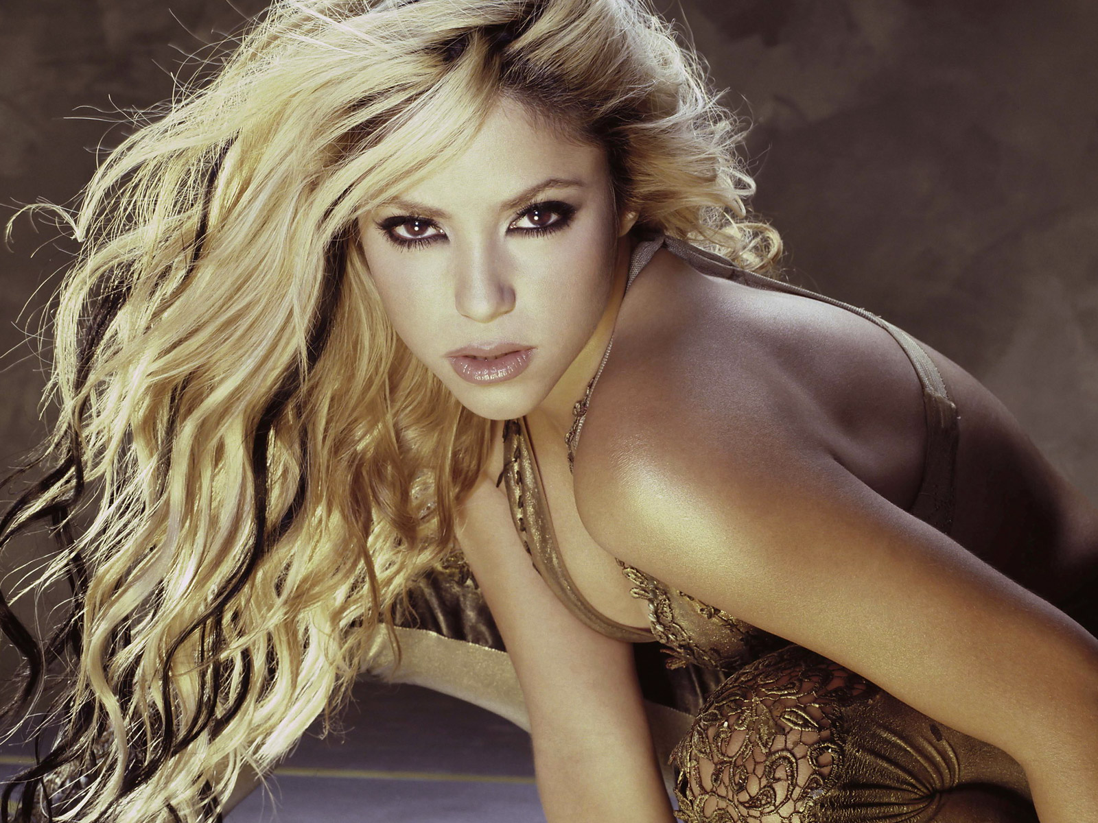 Shakira Desktop HD Wallpaper Wallpaper