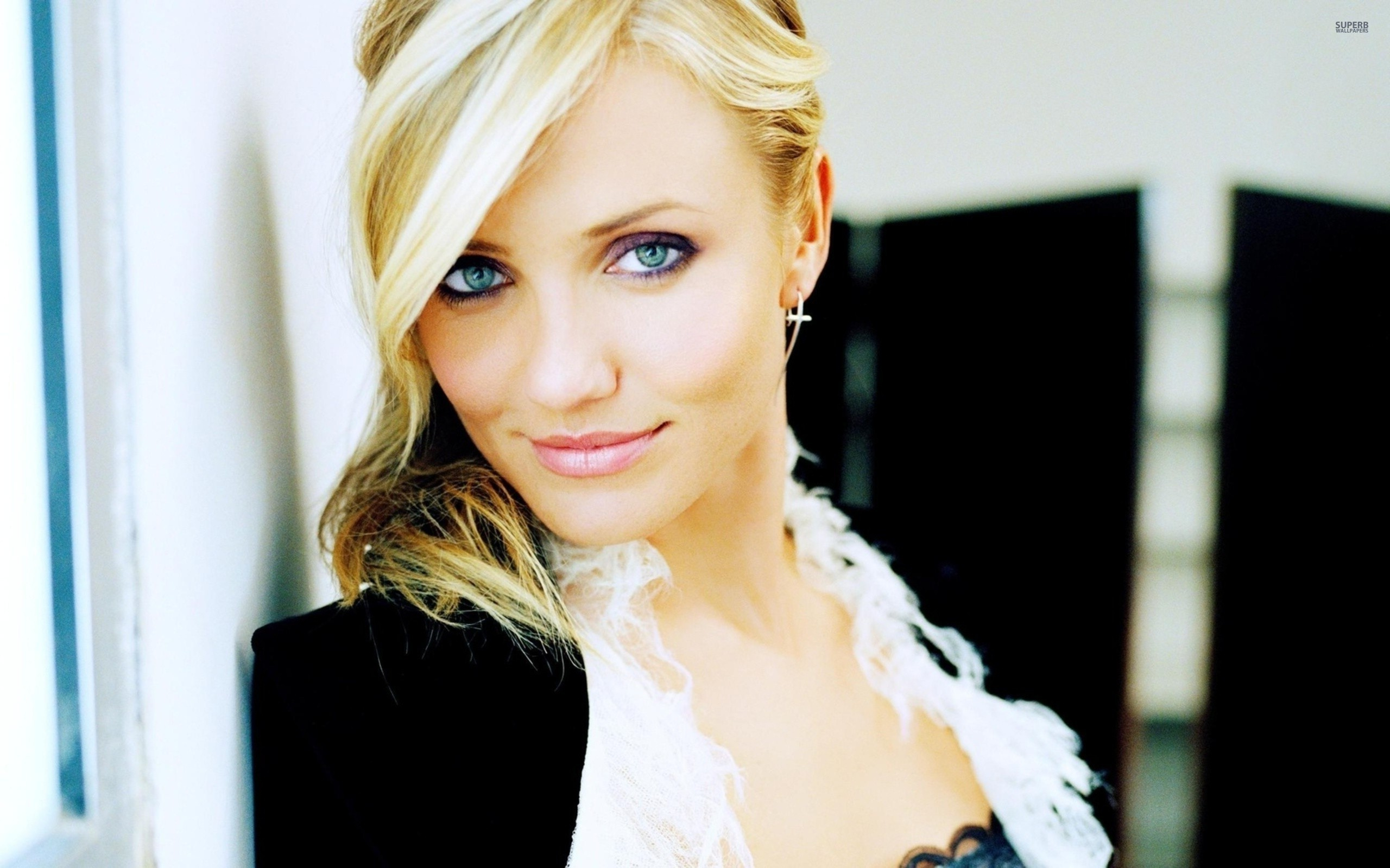 Cameron Diaz wallpaper 2560×1600 Wallpaper