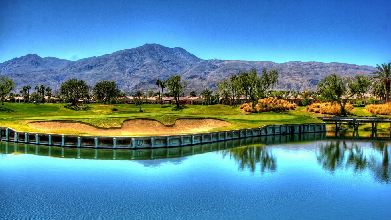 Hd Golf Course Wallpaper Wallpaper