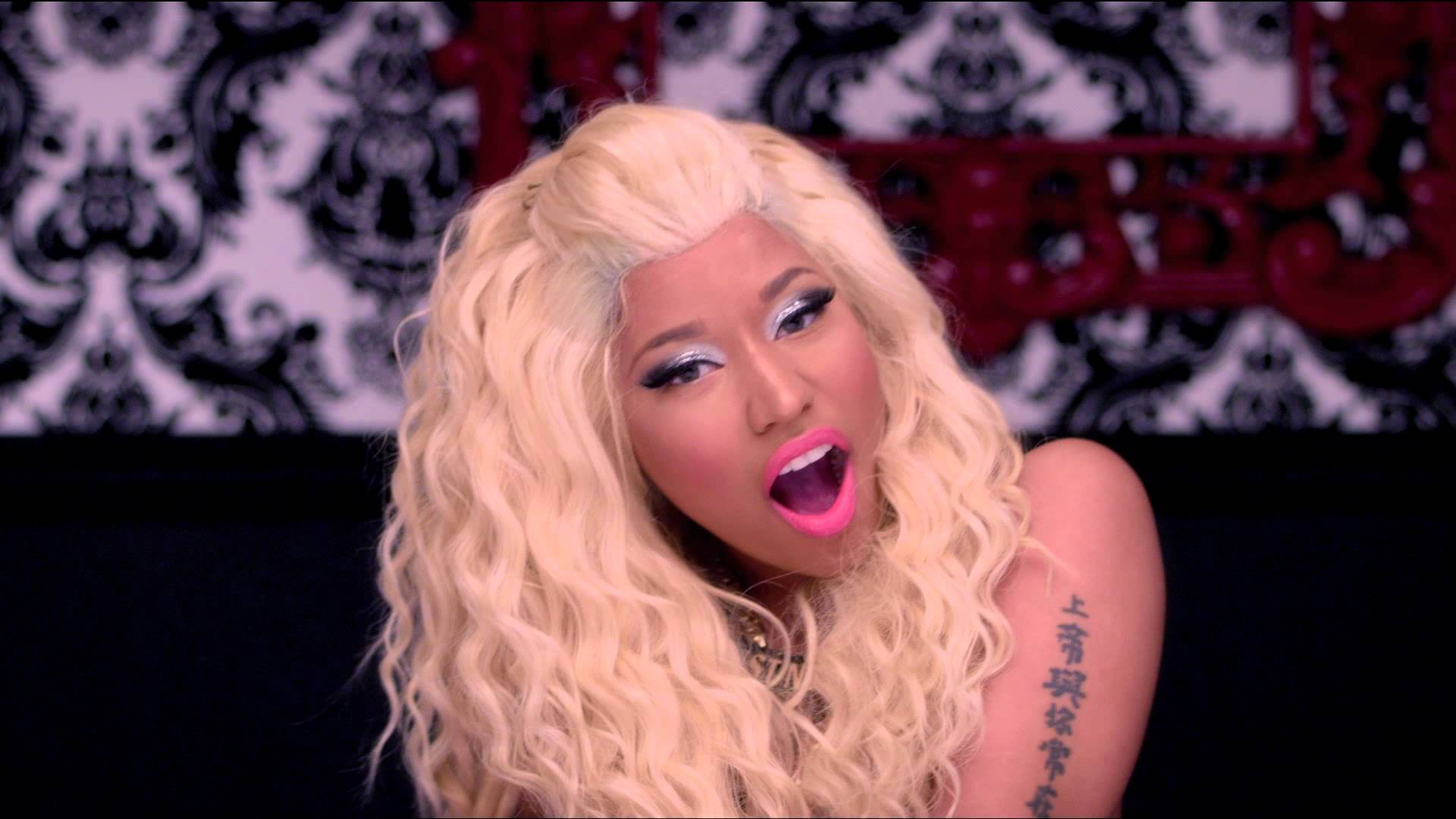 Nicki Minaj HD Desktop Wallpaper Wallpaper
