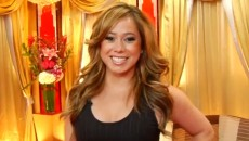 Charming Sabrina Bryan Hosting Backstage DWTS Week 4 Season 10
