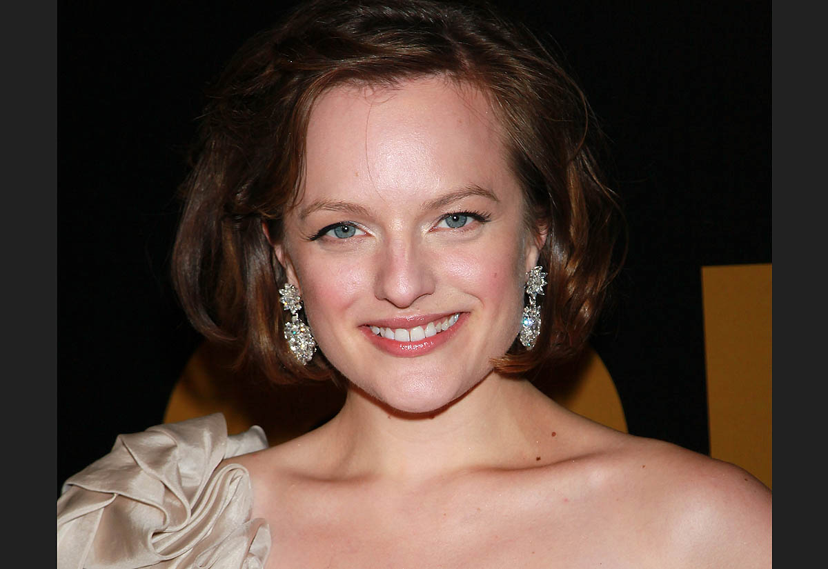 Elisabeth Moss Wallpaper HD Wallpaper
